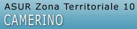 Il portale della Zona Territoriale n.10 di Camerino